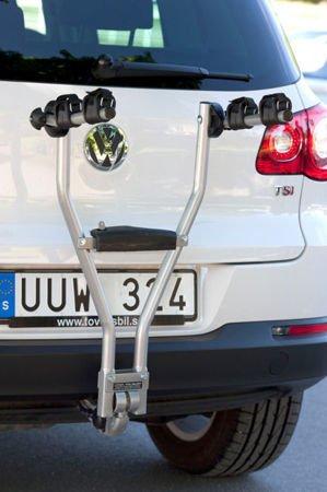 Uchwyt rowerowy na hak MONT BLANC QUICKBALL +