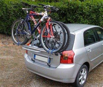 Bagażnik rowerowy na tylną klapę MENABO  Logic 2
