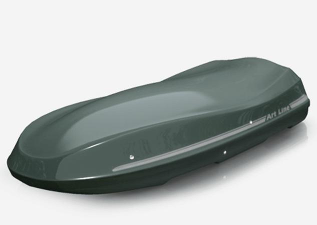 Bagażnik samochodowy JOST Moby Dick XL szary