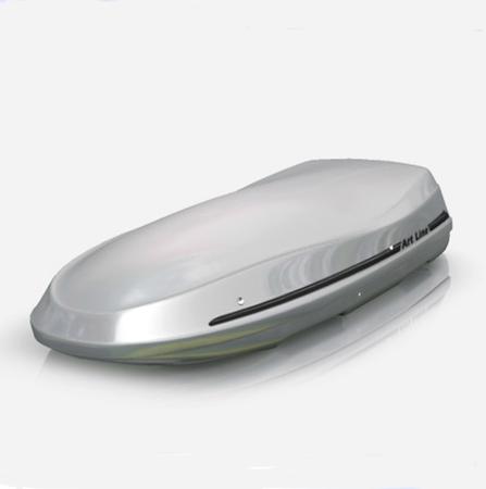 Bagażnik samochodowy Moby 190 Jost srebrny